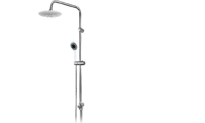 Máy nước nóng Centon GD600ESPRSFL trắng - Tay sen 5 chế độ phun