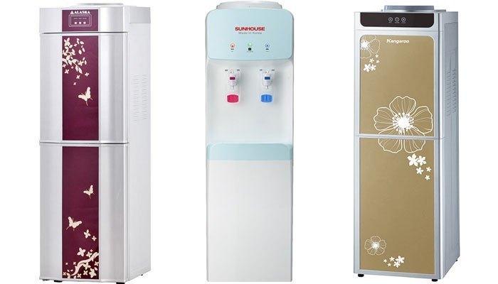 Hãy chọn mua máy nước nóng của các nhà sản xuất uy tín