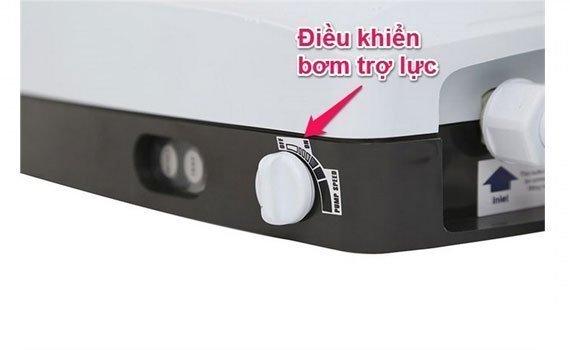 Máy nước nóng Centon CP0077EP EMC xanh có bơm trợ lực