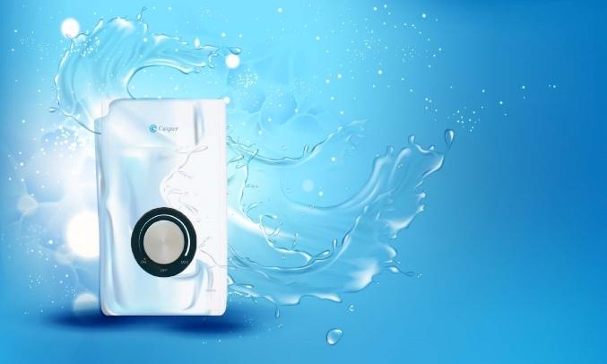 Máy nước nóng Casper EP45-TH11