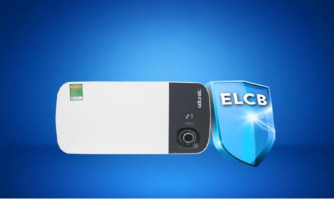 Máy nước nóng Atlantic SWH 20H M-3 NEOPLUS 823019 - Đảm bảo an toàn với ELCB và Thermostat