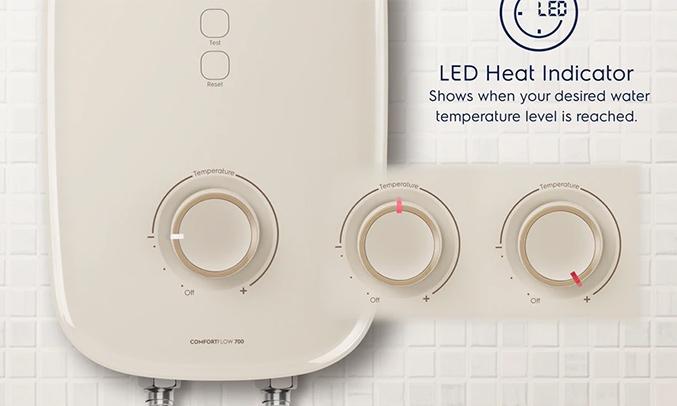 Máy nước nóng Electrolux EWE351LB-DAX2 tiện nghi cao