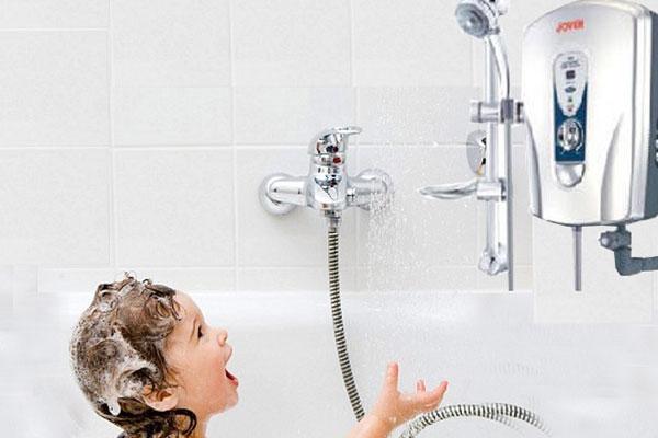 Giây phút cảm nhận sự ấm áp để giải tỏa stress của bạn sẽ bị phá vỡ vì máy nước nóng không thể làm nóng