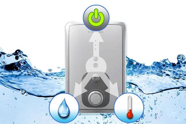 Công tắc dòng chảy giúp ngăn ngừa hiệu quả hiện tượng nước quá nóng
