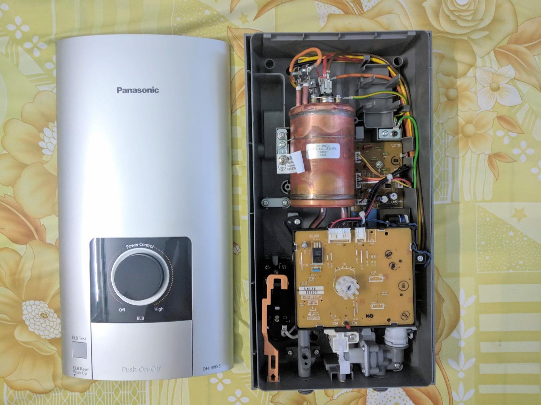 Máy nước nóng Panasonic DH-4NS3VW