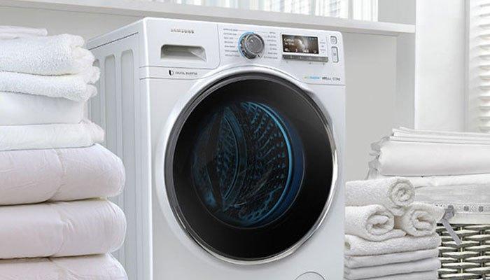 Hãy chọn chế độ của máy sấy quần áo thích hợp với chất liệu vải