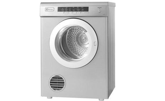 Máy sấy Electrolux EDV7552S màu xám bạc chính hãng, giá tốt tại Nguyễn Kim