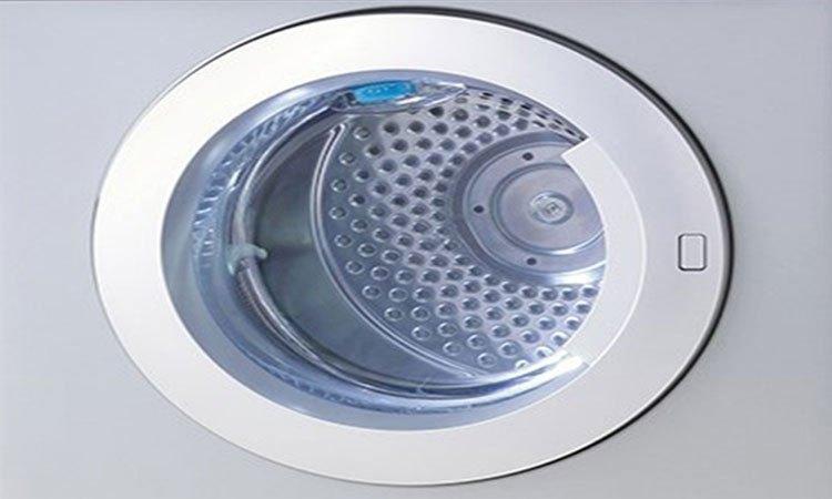 Máy sấy Electrolux EDV7552S màu xác bạc giảm thiểu tiếng ồn hiệu quả