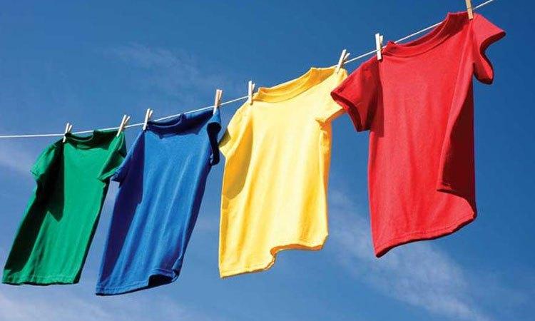 Máy sấy quần áo Electrolux 7.5 kg EDS7552 màu trắng quần áo thật khô ráo