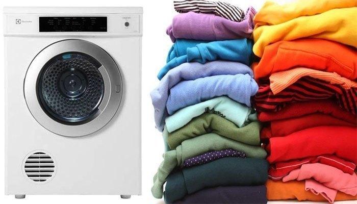 Máy sấy quần áo Electrolux EDS7051 bảo vệ chất liệu quần áo với chương trình sấy đa dạng