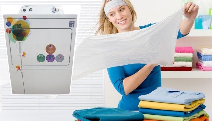 Máy sấy quần áo Whirlpool 3LWED4800YQ với kiểu dáng cực kì lạ mắt