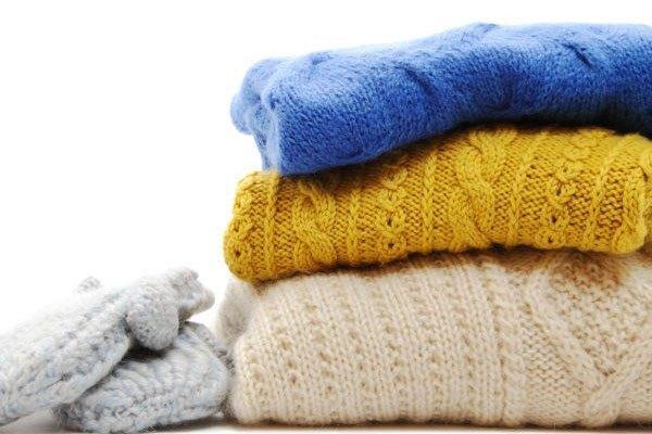 Để đồ len được bền thì không được cho vào máy sấy quần áo nhé!