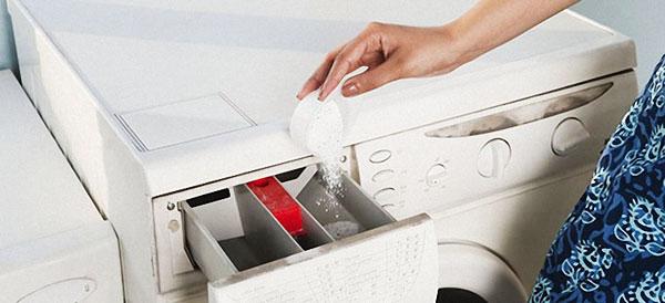 Hiểu rõ chức năng của từng ngăn trên máy giặt cửa trước để sử dụng hợp lý