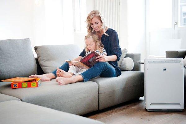 Nên chọn công suất máy lọc không khí lớn hơn diện tích phòng