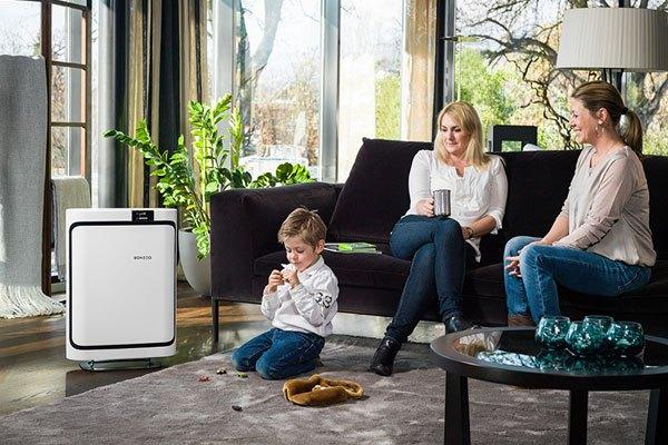 Mỗi căn phòng cần chọn máy lọc không khí khác nhau