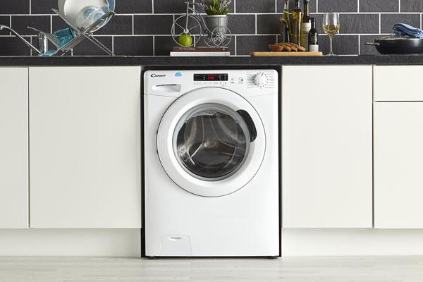 Thiết kế tinh tế, tính năng hiện đại đã giúp máy giặt Candy ghi điểm trong mắt người dùng