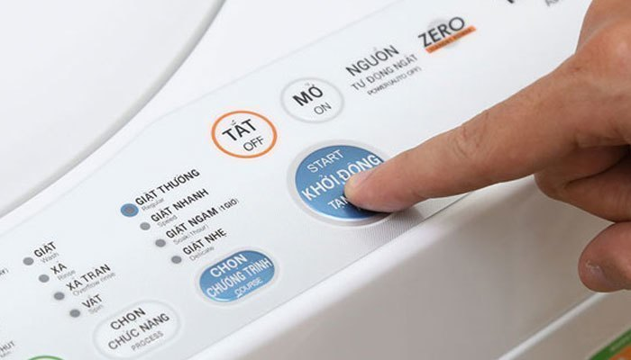 Máy giặt Toshiba giúp bạn giặt đồ nhanh chóng