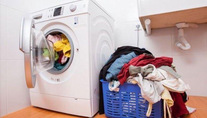 Cho lượng đồ vừa đủ là tốt cho cả máy giặt và quần áo