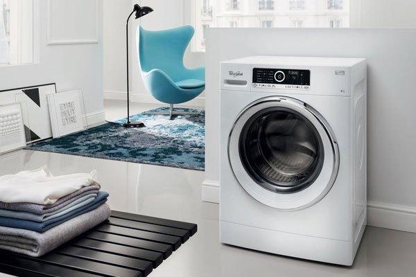 Đặt máy giặt nơi khô ráo