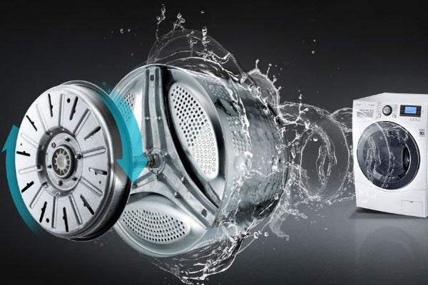 Hãy ưu tiên sản phẩm được trang bị động cơ dẫn động trực tiếp Inverter. Vì máy giặt sử dụng công nghệ biến tần sẽ có hiệu quả tốt và ổn định hơn dòng máy giặt thông thường