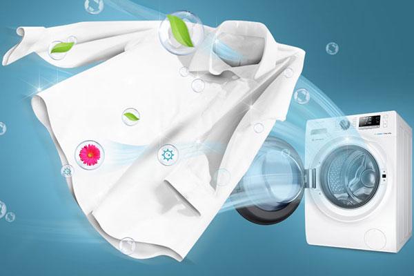 Các công nghệ khử trùng trên máy giặt giúp quần áo thơm tho, sạch khuẩn