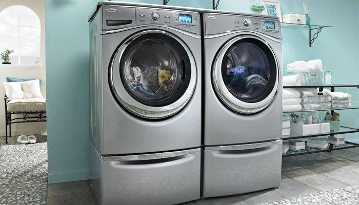 Chọn máy giặt có chức năng sấy thay cho máy sấy quần áo