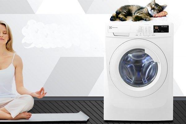 Máy giặt Electrolux EWF80743 hoạt động êm ái