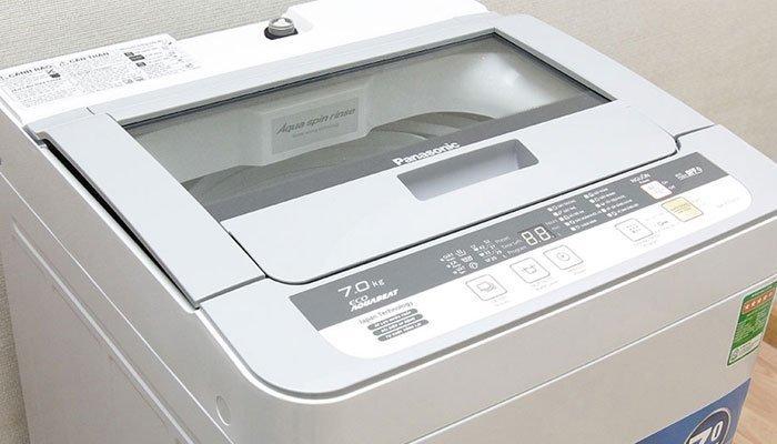 Máy giặt Panasonic 7 kg NA-F70VB7HRV với thiết kế tiện lợi
