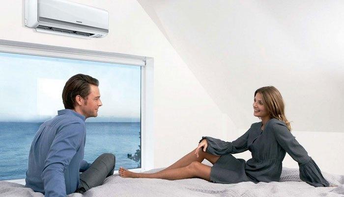 Chọn mua máy lạnh hợp lí với căn phòng
