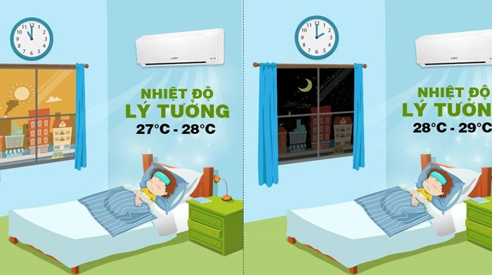 Người ốm vẫn có thể nằm phòng máy lạnh