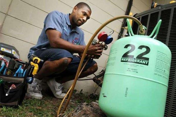Máy lạnh thiếu gas cũng là một trong những nguyên nhân chủ yếu