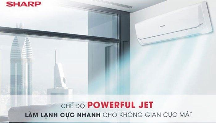 Công nghệ làm lạnh của máy lạnh Sharp
