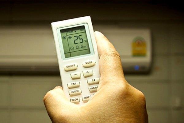 25-27 độ C là nhiệt độ thích hợp khi sử dụng máy lạnh