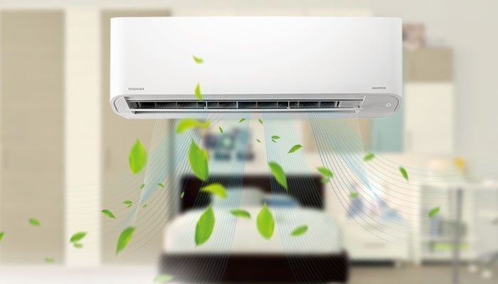 Máy lạnh Toshiba RAS-H13PKCVG-V làm lạnh nhanh chóng