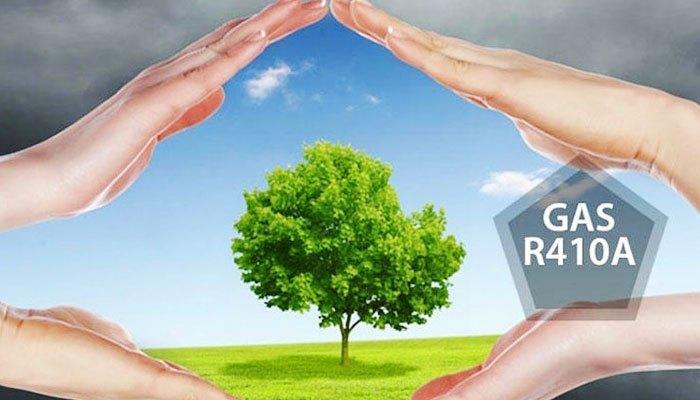 Góp phần bảo vệ môi trường với máy lạnh LG V10ENP