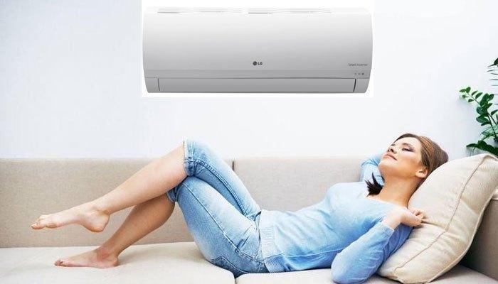 Máy lạnh thiết kế sang trọng giúp không gian phòng bạn thêm bắt mắt