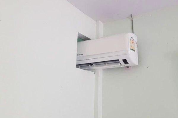 Việc lắp chung máy lạnh cho cả 2 phòng không hề tiết kiệm như bạn vẫn nghĩ
