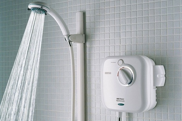 Máy nước nóng trực tiếp thích hợp cho nhà có phòng tắm nhỏ
