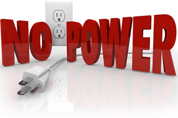 Việc quên cắm phích điện rất thường gặp ở nhiều người sử dụng