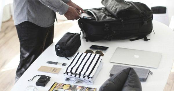 Một túi đồ khẩn cấp sẽ là vật cứu nguy cho bạn lúc mưa bão
