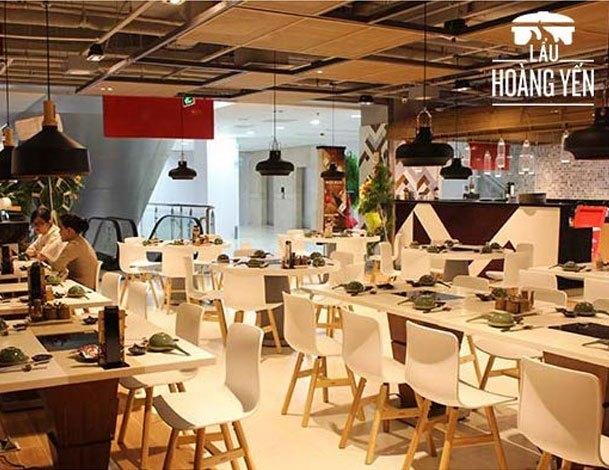 Lẩu Hoàng Yến tại Nguyen Kim Saigon Mall