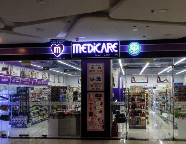 Medicare tại Nguyen Kim Saigon Mall