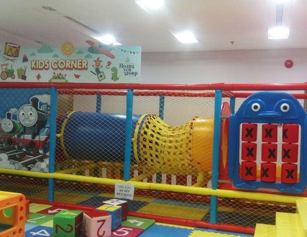 Khu vui chơi cho trẻ tại Nguyen Kim Saigon Mall