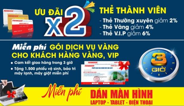 3 TTMS Nguyễn Kim Sài Gòn, Thủ Đức và Tân Bình dành tặng nhiều chương trình hậu mãi hấp dẫn cho khách hàng Vàng, VIP