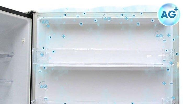 Tủ lạnh Mitsubishi kháng khuẩn hiệu quả