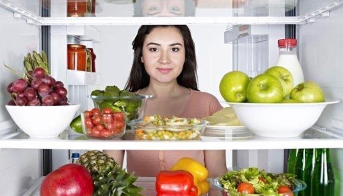 Hoa quả để quá lâu trong tủ lạnh cũng có thể phát sinh vi khuẩn
