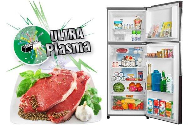 Công nghệ kháng khuẩn khử mùi hiệu quả tạo môi trường sạch sẽ bên trong tủ lạnh Aqua