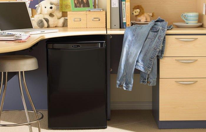 Tủ lạnh mini giá thành rẻ và ít chiếm diện tích