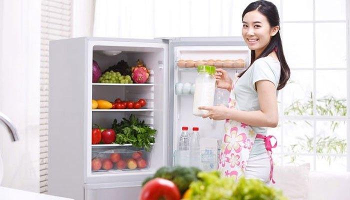 Chọn tủ lạnh dung tích nhỏ cho căn hộ độc thân