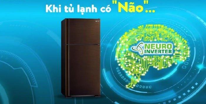 Công nghệ Neuro Inverter giúp tủ lạnh tiết kiệm điện